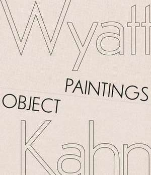 Wyatt Kahn de Kahn, Wyatt