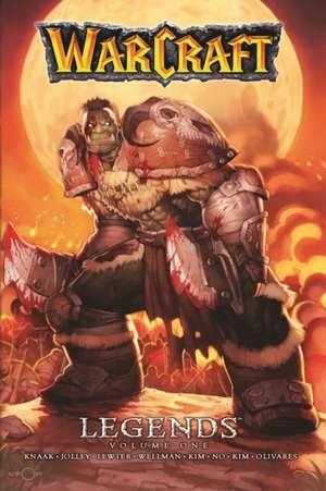 Warcraft Legends, Vol. 1 de Richard A. Knaak