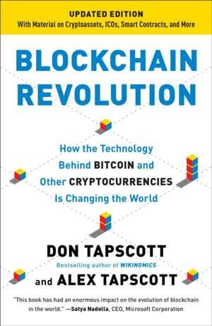 Blockchain Revolution de Don Tapscott