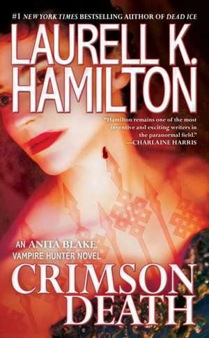 Crimson Death de Laurell K. Hamilton
