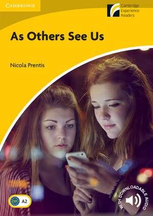 As Others See Us Level 2 Elementary/Lower-intermediate de Nicola Prentis