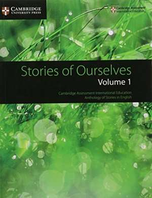 Stories of Ourselves: Volume 1 imagine