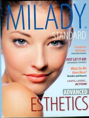 Milady Standard Esthetics imagine