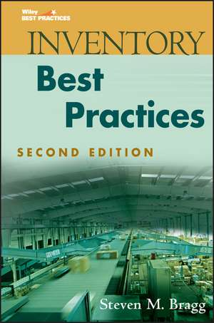 Inventory Best Practices de Steven M. Bragg
