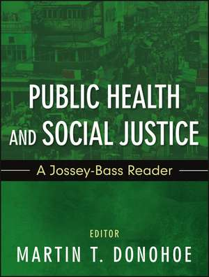 Public Health and Social Justice