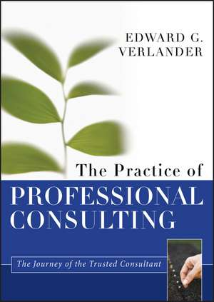 The Practice of Professional Consulting imagine