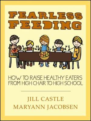 Fearless Feeding