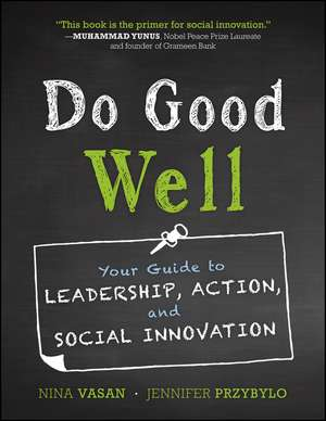 Do Good Well imagine