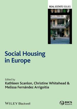Social Housing in Europe