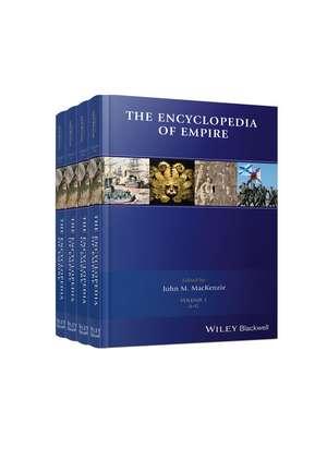 The Encyclopedia of Empire