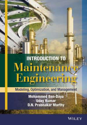 Introduction to Maintenance Engineering
