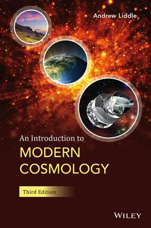 An Introduction to Modern Cosmology de Andrew Liddle