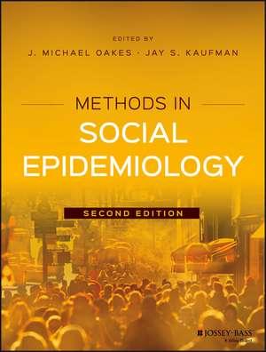 Methods in Social Epidemiology imagine