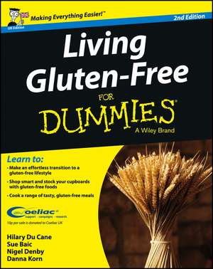 Living Gluten–Free For Dummies – UK de Hilary Du Cane