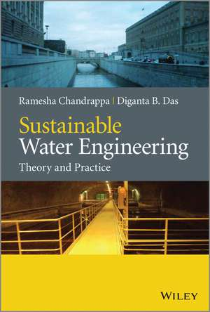 Sustainable Water Engineering