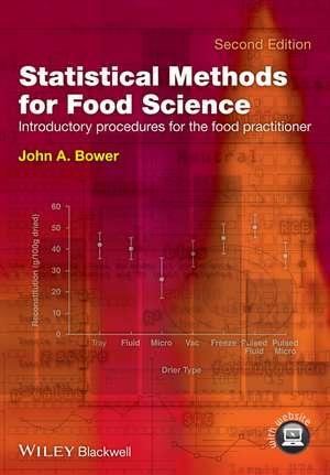 Statistical Methods for Food Science imagine