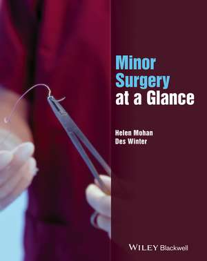 Minor Surgery at a Glance de Helen Mohan