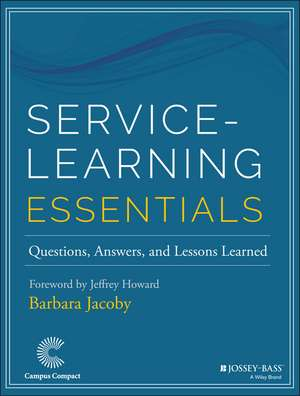 Service–Learning Essentials
