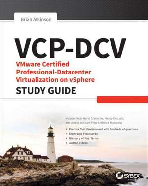 VCP5-DCV VMware Certified Professional-Data Center Virtualization on vSphere 5.5