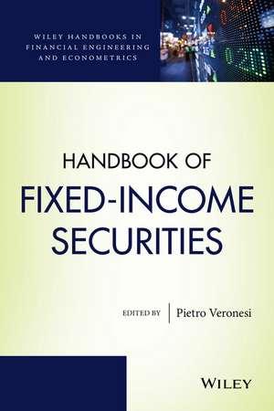 Handbook of Fixed–Income Securities