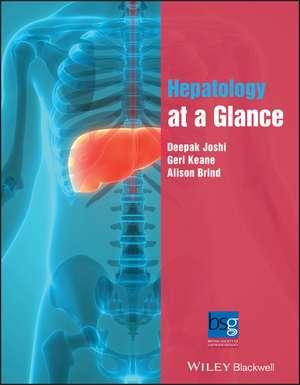 Hepatology at a Glance de Deepak Joshi