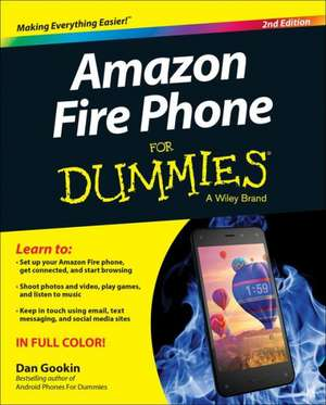 Amazon Fire Phone For Dummies