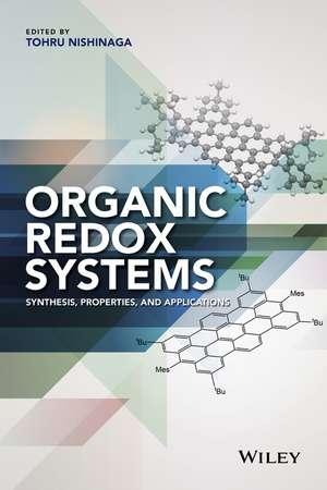 Organic Redox Systems