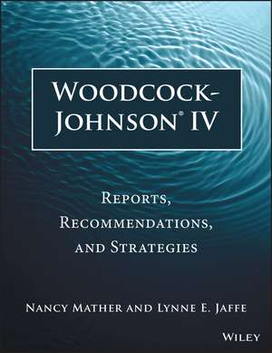 Woodcock–Johnson IV