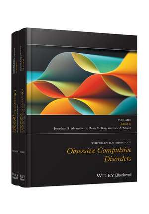 The Wiley Handbook of Obsessive Compulsive Disorders