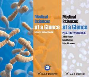 Medical Sciences at a Glance Text and Workbook