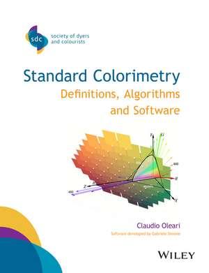 Standard Colorimetry