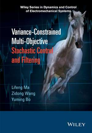 Variance–Constrained Multi–Objective Stochastic Control and Filtering