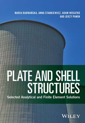 Plate and Shell Structures
