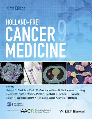 Holland–Frei Cancer Medicine Cloth de Robert C. Bast, Jr.