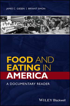 Food and Eating in America