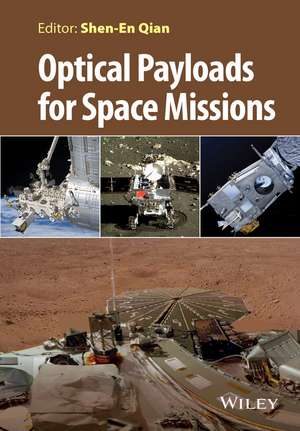 Optical Payloads for Space Missions