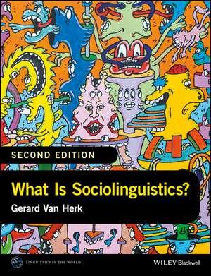 What Is Sociolinguistics? imagine