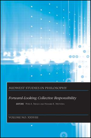 Forward–Looking Collective Responsibility de Peter A. French