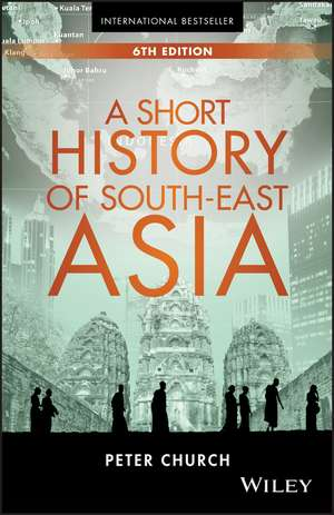 A Short History of South–East Asia