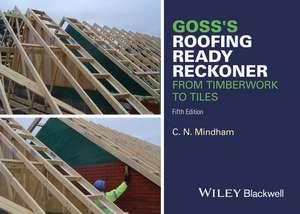 Goss′s Roofing Ready Reckoner