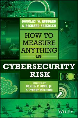 How to Measure Anything in Cybersecurity Risk imagine