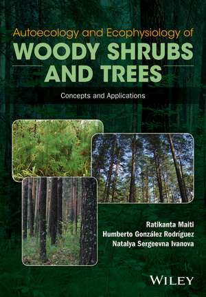 Autoecology and Ecophysiology of Woody Shrubs and Trees