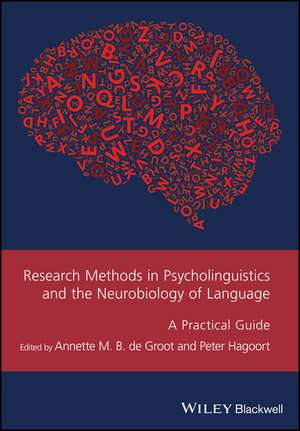 Research Methods in Psycholinguistics and the Neurobiology of Language imagine