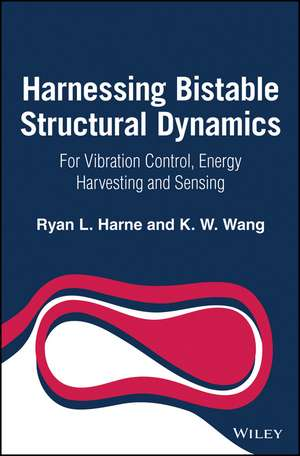 Harnessing Bistable Structural Dynamics: For Vibration Control, Energy Harvesting and Sensing de Ryan L. Harne