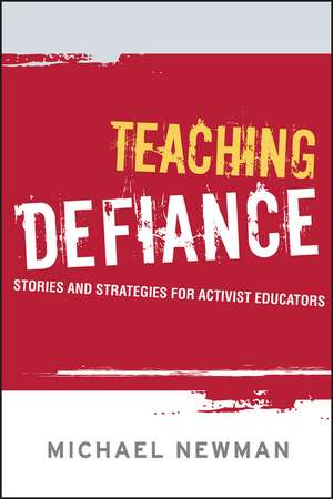 Teaching Defiance