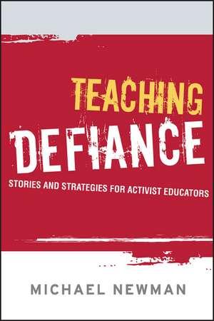 Teaching Defiance