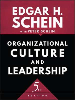 Organizational Culture and Leadership imagine