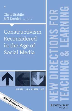 Constructivism Reconsidered in the Age of Social Media