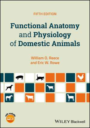 Functional Anatomy and Physiology of Domestic Animals imagine