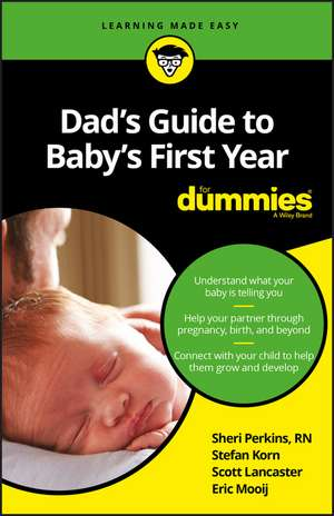 Dad′s Guide to Baby′s First Year For Dummies